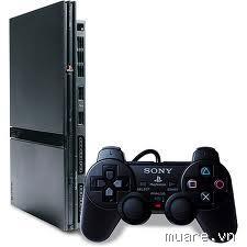 PS2 slim 7x + 2 tay (2nd)