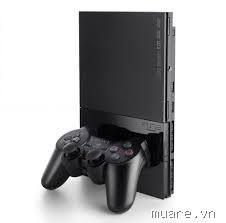 PS2 slim 9x + 2 tay (2nd)