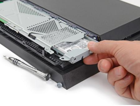 Thay - Nâng cấp ổ cứng máy PS4