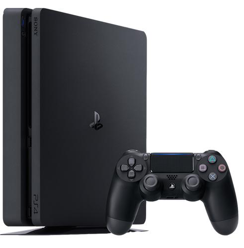 Máy PS4 Slim 500GB/Đen đã qua sử dụng