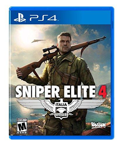 Sniper Elite 4 (Pre owned)