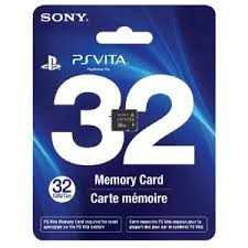 Thẻ nhớ Vita 32G