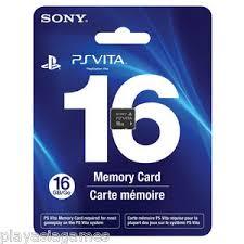 Thẻ nhớ Vita 16G