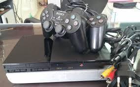 PS2 slim 9x + 2 Tay H xịn 99%