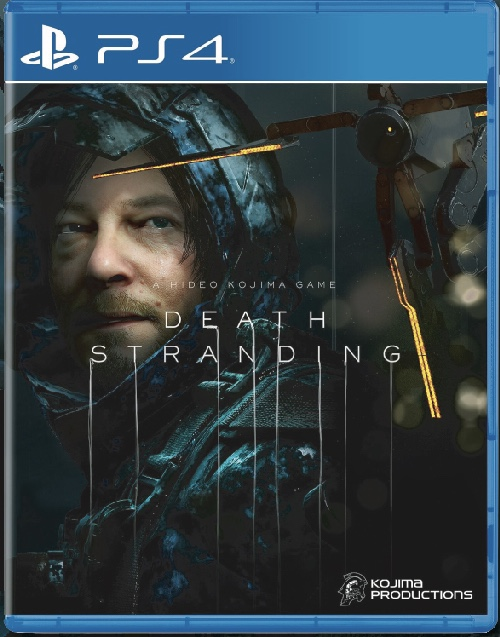 DEATH STRANDING Kojima Game PS4