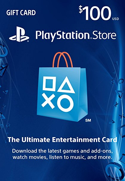 PSN Card 100$ US