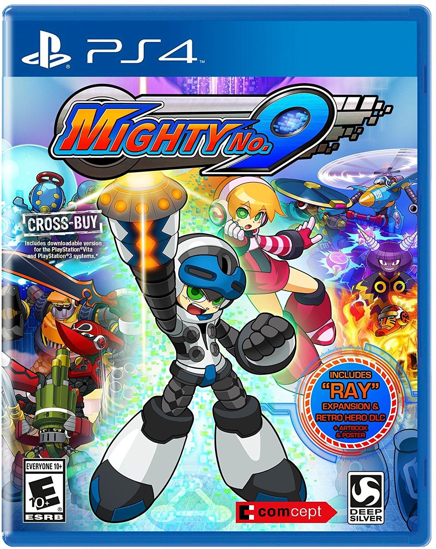 Mighty No. 9 PS4 / PS5