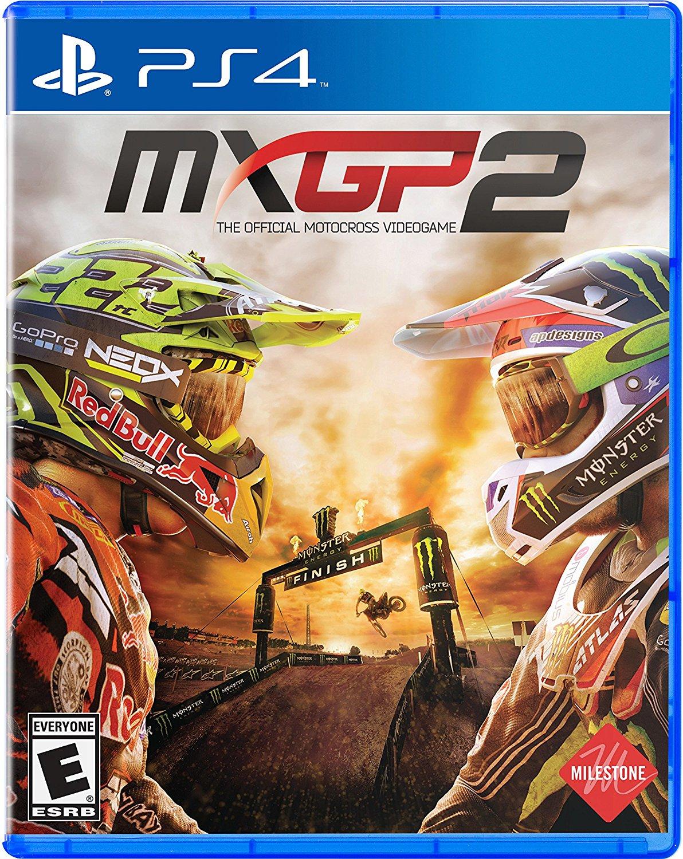 MX GP2 đua xe mô tô game PS4