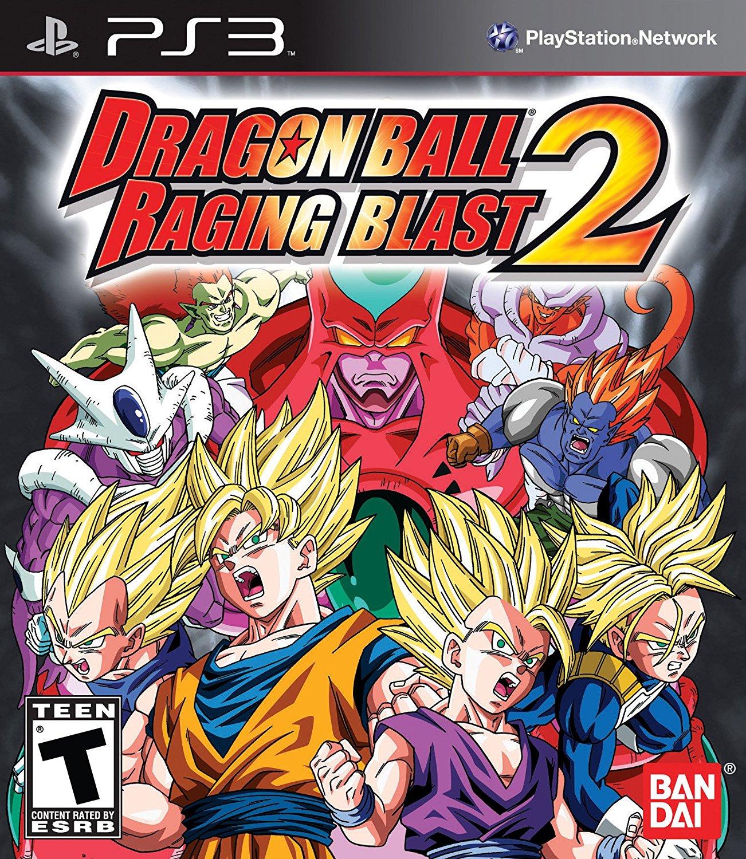 Game PS3 Dragon Ball: Raging Blast 2