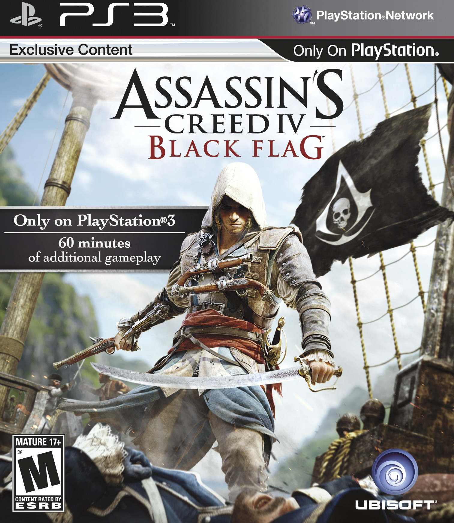 Assassin 's Creed IV : Black Flag