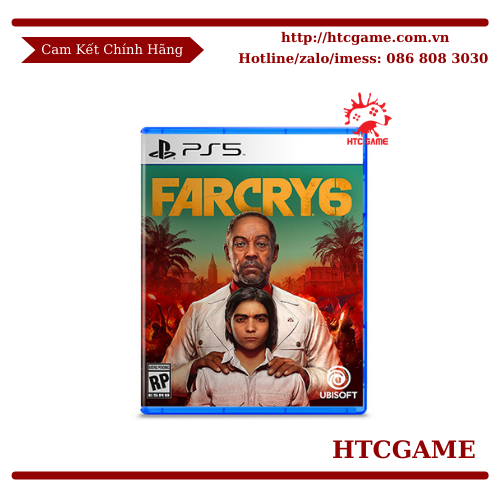 Far Cry 6 - Game PS5