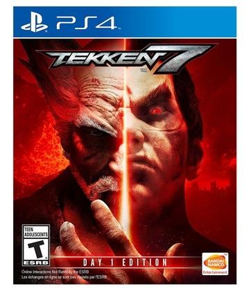 Tekken 7 Day 1 Edition US