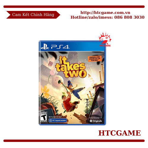 It Takes Two - Đĩa Game PS4/PS5