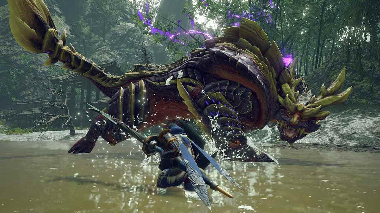 Monster Hunter Rise - Nintendo Switch (Đặt trước) HTCGAME