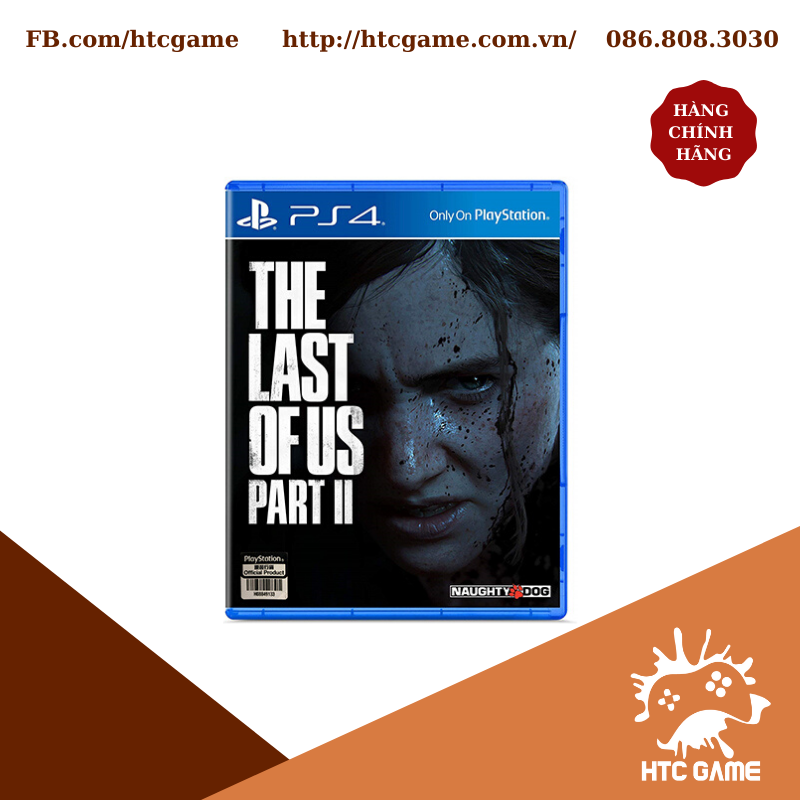 The Last Of Us 2 Standard Asia - Game PS4
