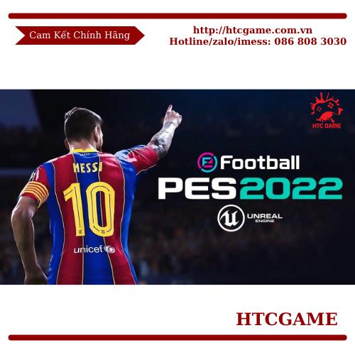 eFootball PES 22 - game PS4 ( Đặt Trước)