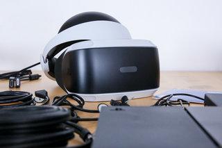 Kính thực tế ảo Sony PSVR V1 2nd có kèm Camera