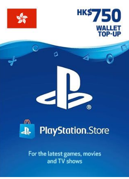 PSN Gift Card 750$ HK PlayStation Network 750 HKD - PSN HONG KONG