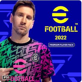 eFootball™ 2022 Premium Player Pack hệ US (Đặt trước) dành cho PS5