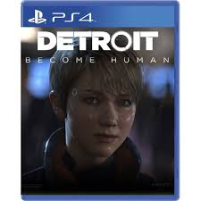 DETROIT: BECOME HUMAN game PS4 / PS5