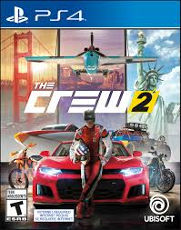 The CREW 2 - Game PS4