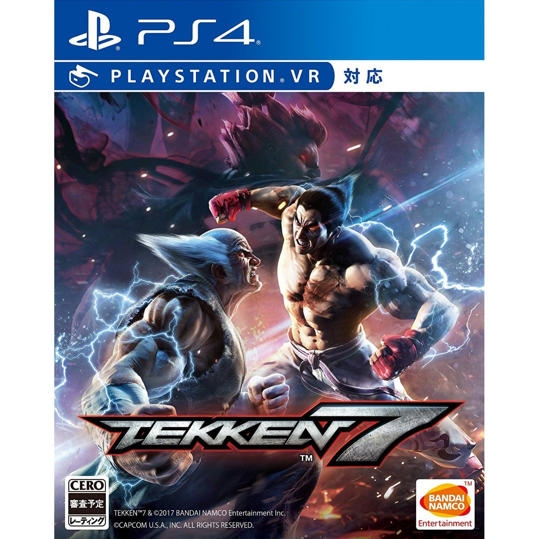 Tekken 7 (tương thích VR)