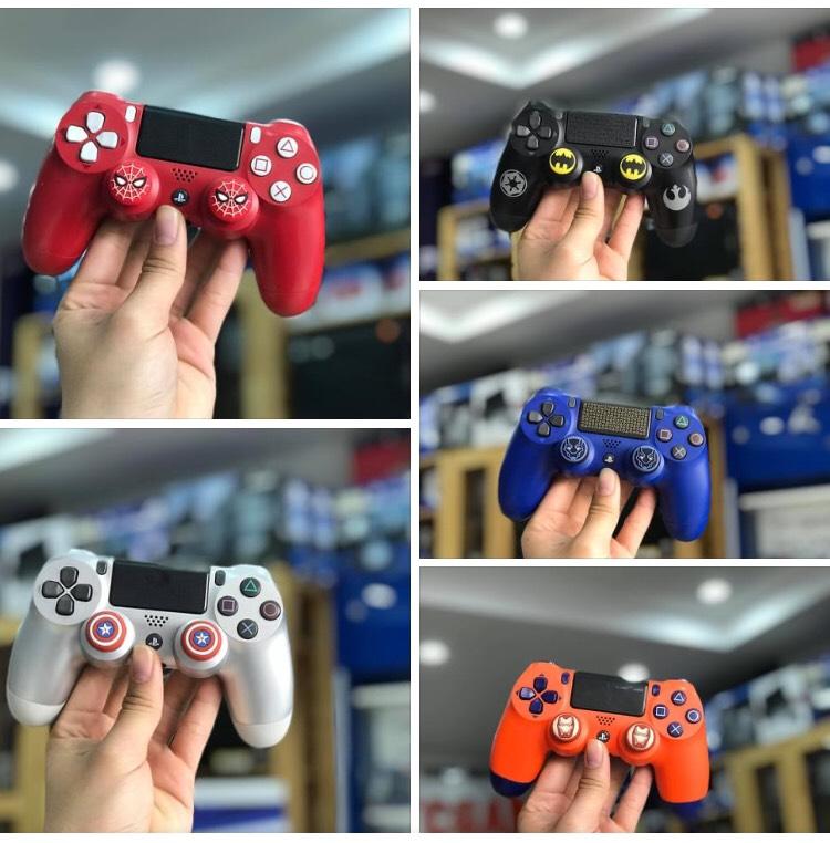 Chụp núm tay cầm PS4 / Xbox One / Xbox 360 nhiều hình
