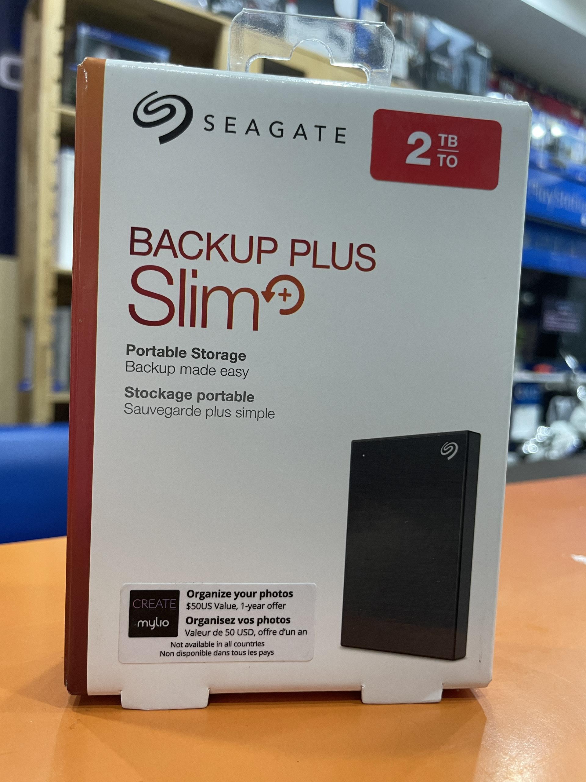 Ổ CỨNG GẮN NGOÀI HDD 2TB USB 3.0 SEAGATE