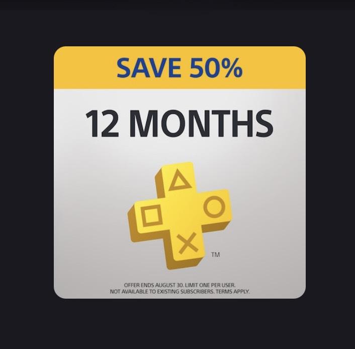 PSN Plus 12 tháng ASIA hạn tới 30/8/2022