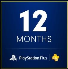PSN Plus 12 tháng HK