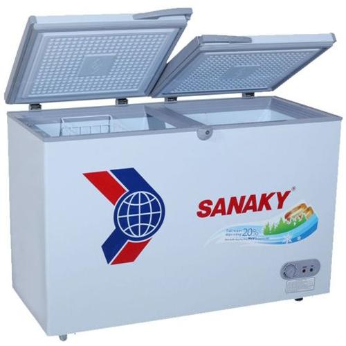 Tủ đông dàn đồng Sanaky VH-4099A1 1 ngăn đông, 2 cánh tồn tại
