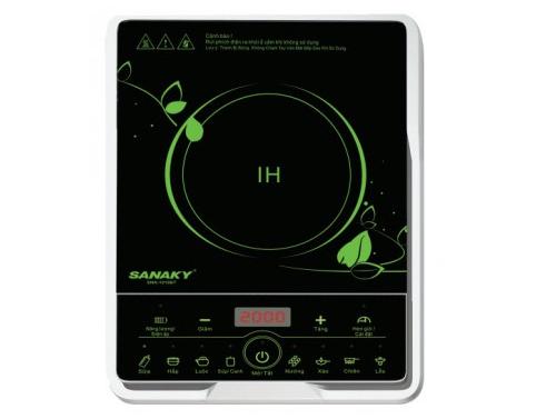 Bếp Điện Từ Đơn Sanaky AT1018BT