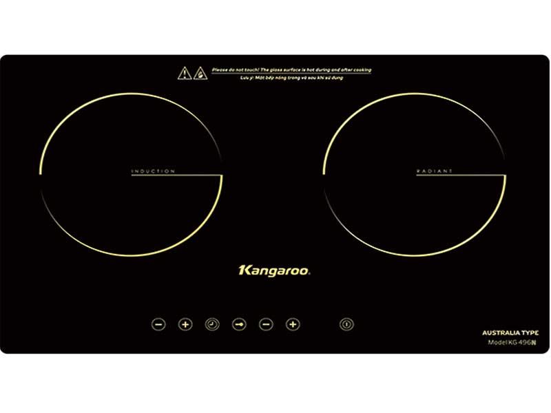 BẾP TỪ HỒNG NGOẠI KANGAROO KG-499N