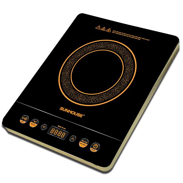 Bếp hồng ngoại cảm ứng đơn Sunhouse SHD6020