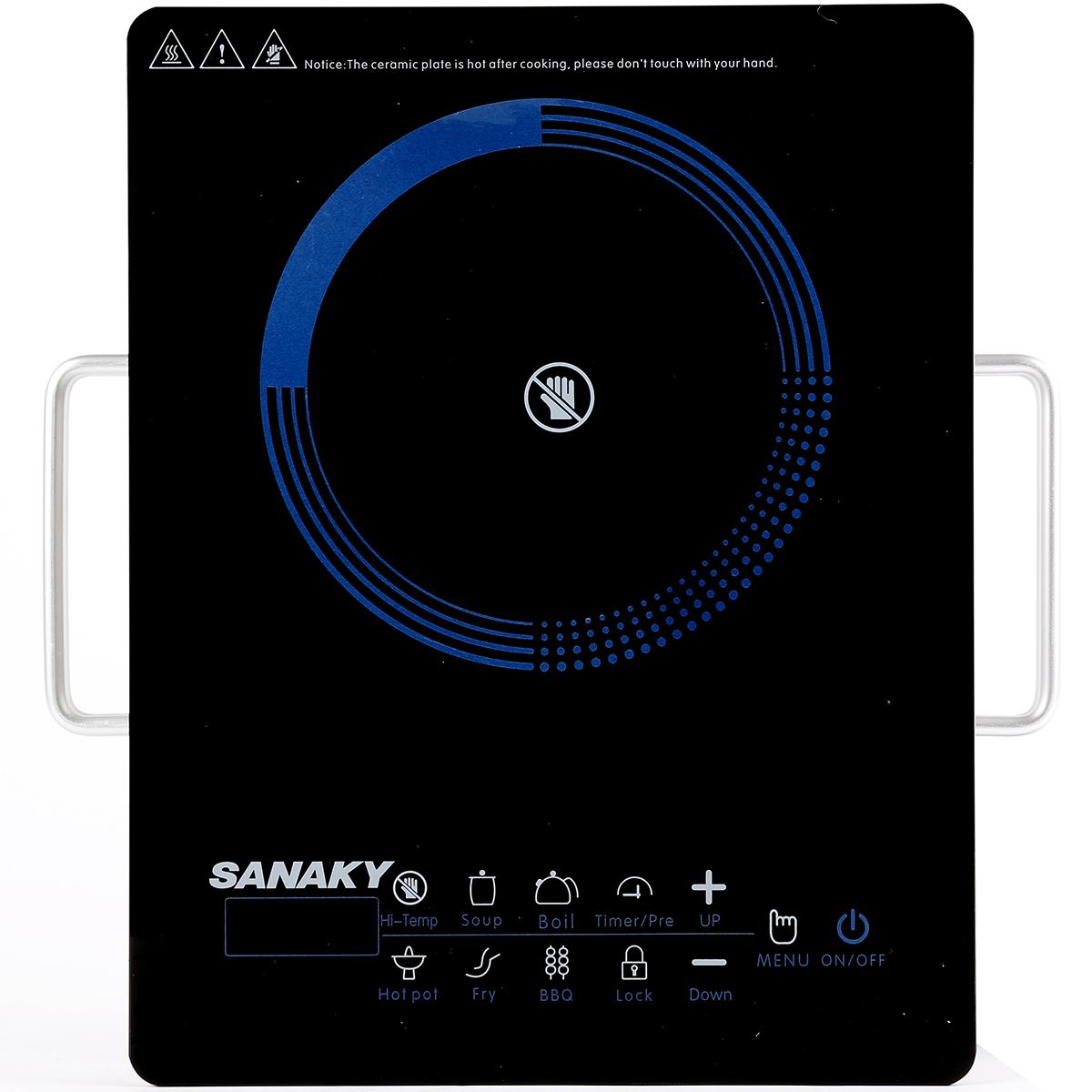 Bếp hồng ngoại đơn Sanaky SNK-2523HGN