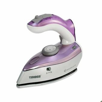 Bàn là hơi nước du lịch Tiross TS527 màu tím