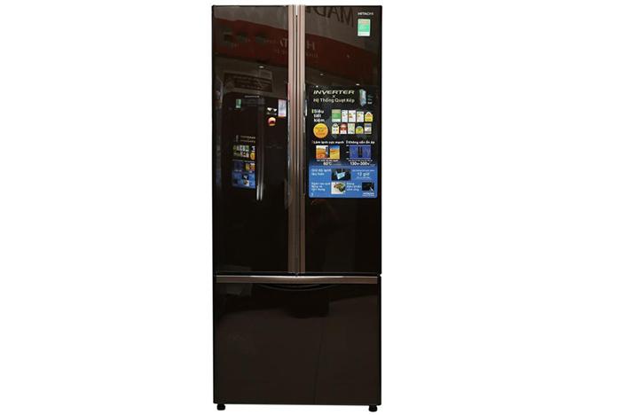 [Sửa giá 5/9/20] Tủ lạnh Hitachi 429 lít R-WB545PGV2 GBW