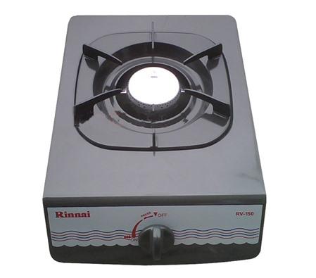 Bếp gas 1 bếp Rinnai RV- 150(G)