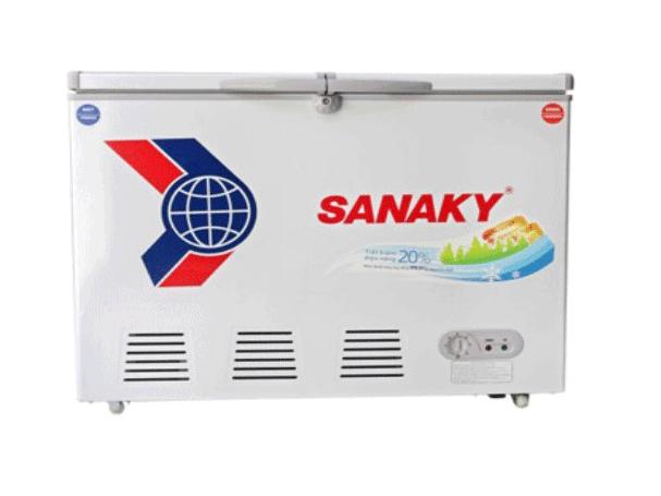 Tủ đông dàn đồng Sanaky VH-6699HY 1 ngăn đông, 2 cánh tồn tại