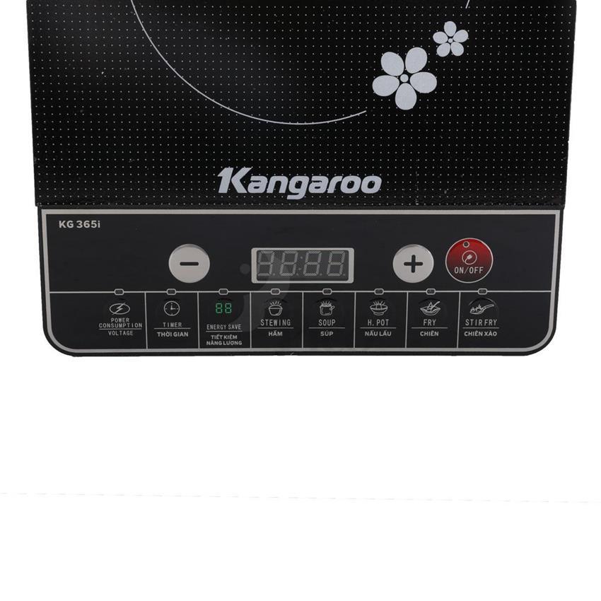 Bếp Điện Từ Đơn KANGAROO KG365i tt