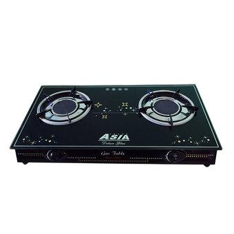 Bếp gas đôi mặt kính Asia BL6800