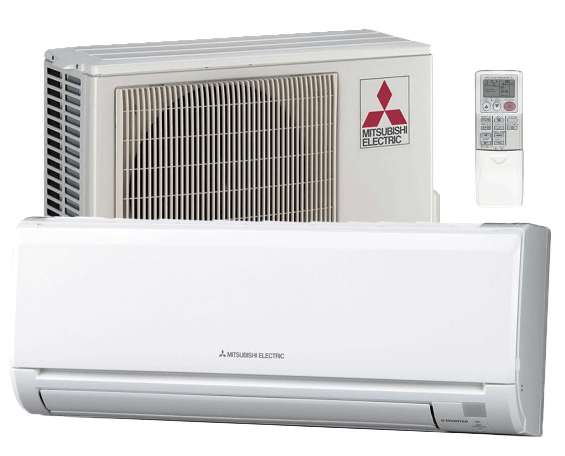 Điều hòa Mitsubishi Electric MSZ-HL25VA (2 chiều, invecter, 9.000BTU) tồn tại