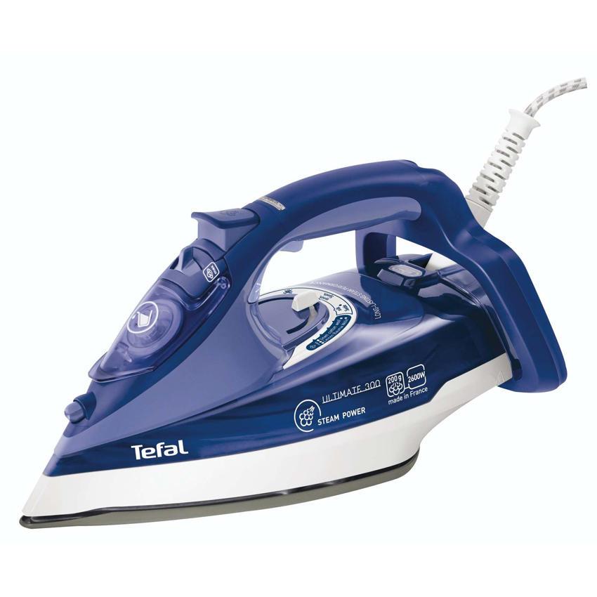 Bàn là hơi nước Tefal FV9603 màu xanh
