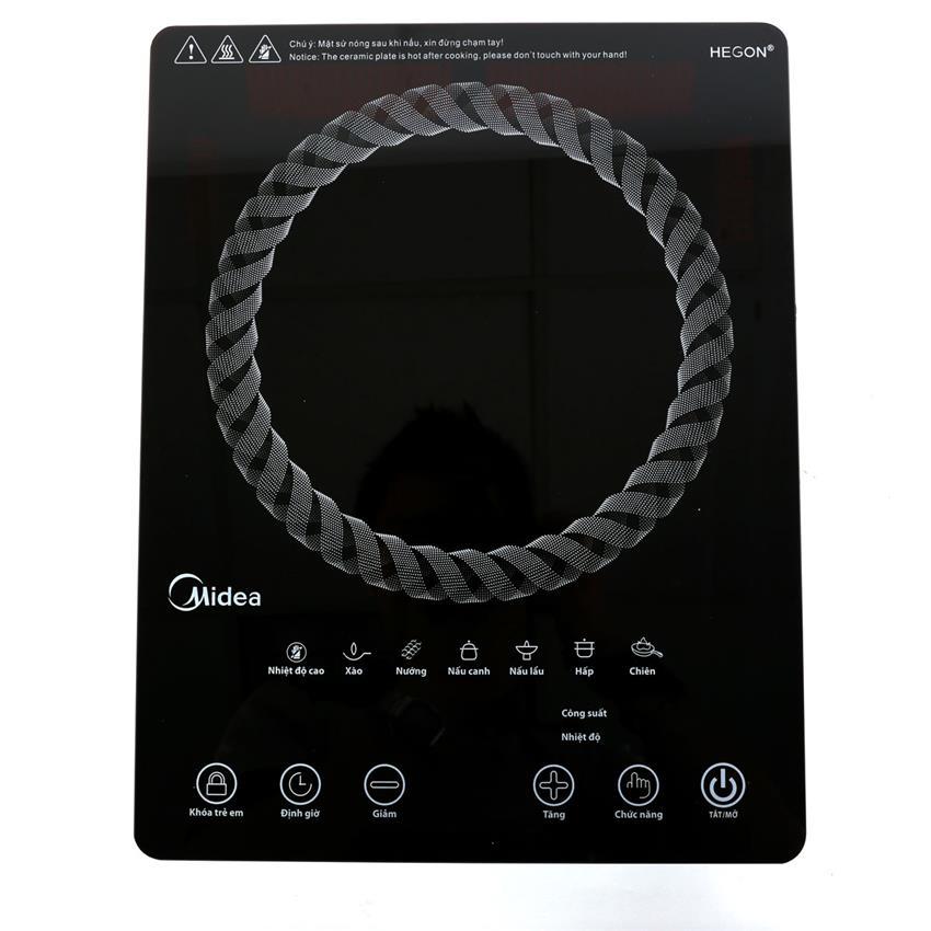 Bếp Điện Từ đơn Midea MIR-T2015DC