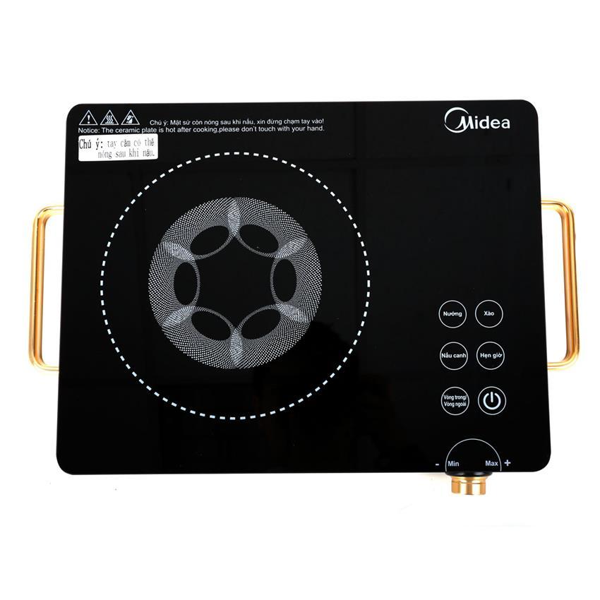 Bếp Điện Từ đơn Midea MIR-T2215DA