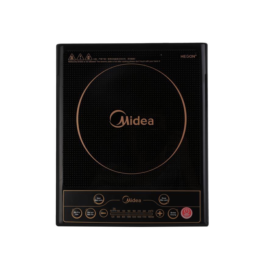 Bếp Điện Từ đơn Midea MI-SV19EH