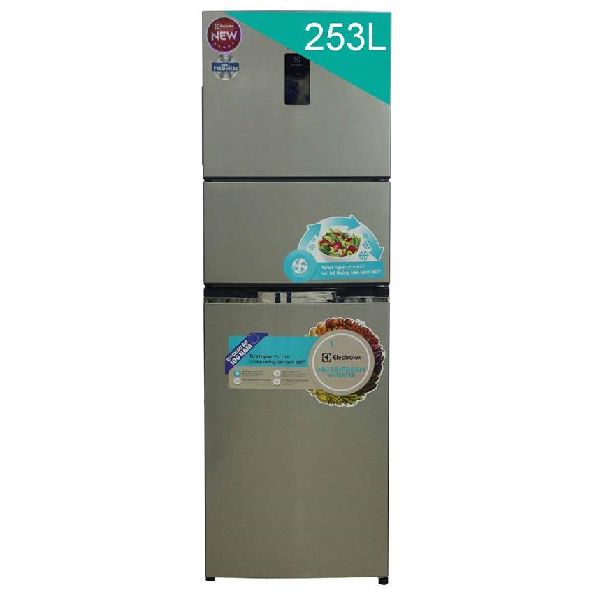 Tủ lạnh Electrolux EME2600MG tồn tại
