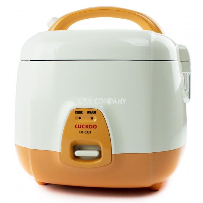 Nồi cơm điện Cuckoo CR-0331 (Cơ, 0.5 lít)