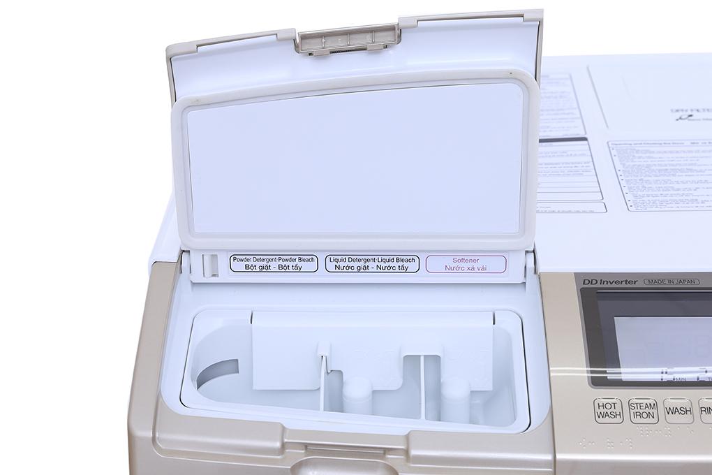 MÁY SẤY VÀ GIẶT HITACHI LỒNG NGANG BD-S5500 10.5 KG INVERTER