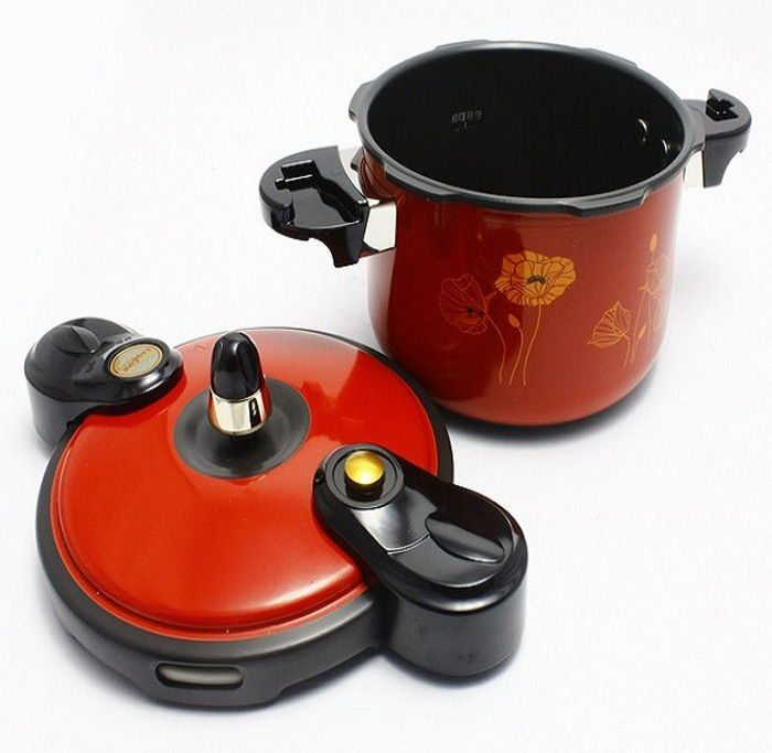 Nồi áp suất Living Cook TIROSS PS-60